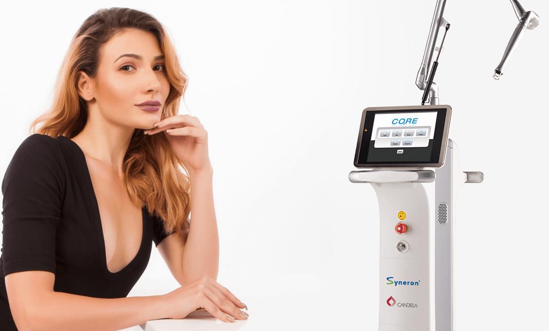 Tratament impotriva xantelasmelor cu ajutorul laserului CO2 oferit de clinica Derma Expert by Elōs