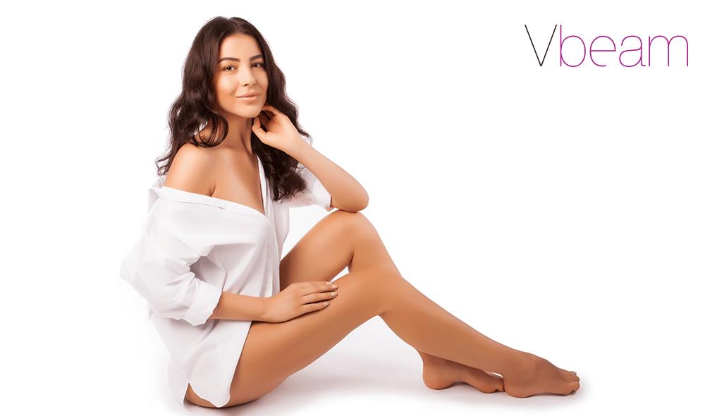 Trateaza profesional vasele sparte de pe picioare cu ajutorul laserului in clinica Derma Expert by Elōs.